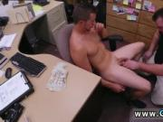 Nude straight old guy gay Guy ends up with anal invasion hump threesome