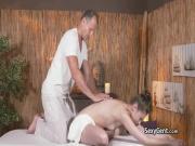 Massage plus cock on Valentines day