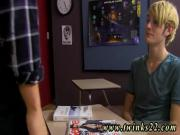Young twink bondage movietures Preston Andrews is reading up on gay hump