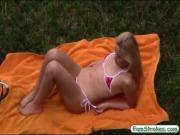 Kinky teen Goldie Rush banged by stepbro