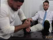 Gay sexy feet pron movies first time He looked great in a suit, but even