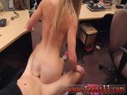 Big tits deepthroat Blonde foolish tries to sell car, sells herself