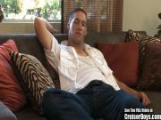 Stud bicurious Sean returns for another tug