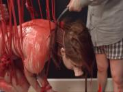 BDSM hardcore action with ropes and extreme erotica