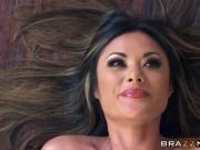 Gorgeous asian Kaylani Lei wants to spice up her marriage