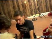 Romanian gay twinks porn Four Way Smoke & Fuck!