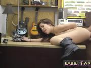 Tina hot handjob and tease and denial handjob pov first time Pawnstar
