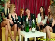 Pissing glam eurobabes in wam group action