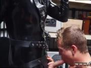 Indian boys socks fetish gay Dungeon tormentor with a gimp