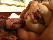 Blondie gives an amazing blowjob then fucks in all positions
