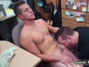 Straight men who eat their cum gay Guy finishes up with ass-fuck