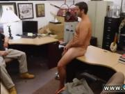 Videos of men having a gay group physical Straight boy heads gay for cash
