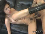 Latina Nanny Angel Del Rey Gets Anal Plowing