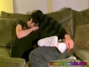 Hairy gay men video clips Tristan has clearly been in love with feet ever