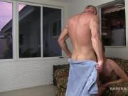 Chad Brock Sling Fucks Quincy Kelly Raw