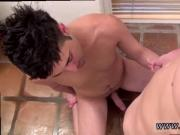 Dirty gay twink piss swap porn Riley & Michael Hosed Down