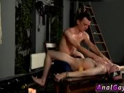 Male bondage twins gay Wanked And Waxed To The Limit