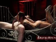 Punished in front of and extreme brutal xxx Excited young