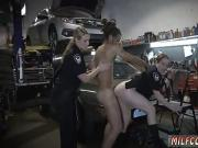 Milf fucks young and granny Chop Shop Owner Gets Shut Down