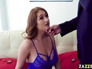 Skylar Snow sweet pussy consume by sugar daddy