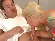Hot MILF nurse Brooke Haven nailed good