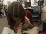 Charming brunette Felicity gets banged