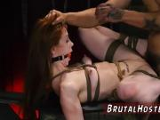 Face chair slave and bottle champagne extreme xxx Sexy