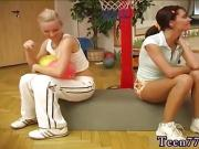 Teen blow job deep Cindy and Amber nailing each other in