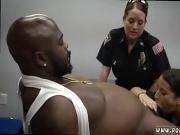Pregnant interracial anal Milf Cops