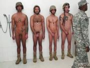 Hot sexy gay video of army people group and cock movie