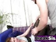 Russian Step Sis Scarlet Forced To Blow And Bang