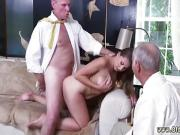 Old black man fucks white first time Ivy impresses with