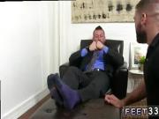Gay twink cum foot movie first time Ricky feigns to not