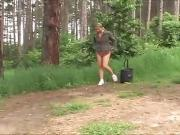 A women traveling alone were violated- More On HDMilfCam.com