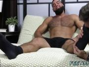 Gay twink boy hardcore foot fetish movie Ricky Larkin