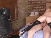 English Mansion Cuckold Blonde