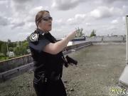 Milf gets her way Break-In Attempt Suspect has to pound