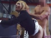 Amber muscle blowjob Hot Milf Banged At The PawnSHop