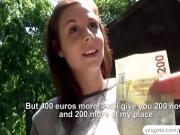 Antonia Sainz fucks a lucky random dude