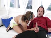 Super hardcore anal bondage The Stretch And Swap