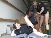 Deutsche milf anal hd Black suspect taken on a raunchy ride