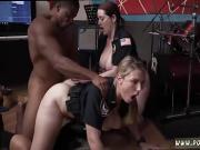 Milf gangbang compilation hd Raw flick captures officer