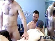 Male fisting trailer gay First Time Saline Injection for
