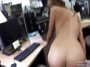 Dinner blowjob first time College Student Banged in my