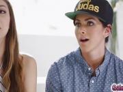 Teen Nina North describes her birlfriend