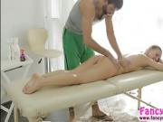 Blondie Nika fucks and receives creampie