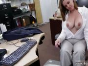 French public strip Foxy Business Lady Gets Fucked!