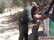 Police examination xxx Horny border patrol tears up Latin