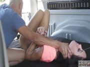 Redhead brutal anal first time Engine issues out in the