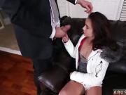 Rough brazilian anal gangbang Babysitters love stiff cock